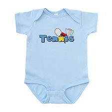 Tennis Time Infant Bodysuit