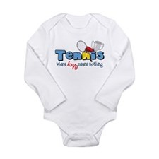 Where Love Means Nothing Long Sleeve Infant Bodysu