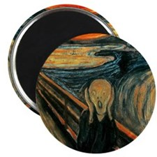 "Cute Artistic 2.25"" Magnet (10 pack)"