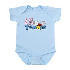 Just Play Tennis Infant Bodysuit
