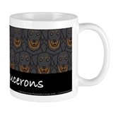 I Love Beaucerons Mug