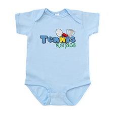 Tennis Menace Infant Bodysuit