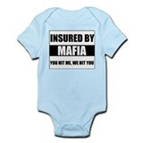 Insured By Mafia Onesie