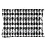 Houndstooth design Bedding
