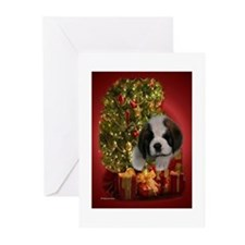 Cute Bernard Greeting Cards (Pk of 20)