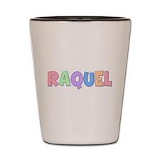 Raquel Rainbow Pastel Shot Glass