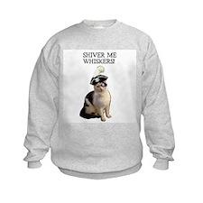 Pirate Cat Sweatshirt
