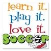 "Learn It Square Car Magnet 3"" x 3"""