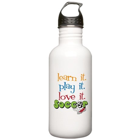 Learn It Stainless Water Bottle 1.0L