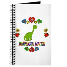 Dinosaur Lover Journal