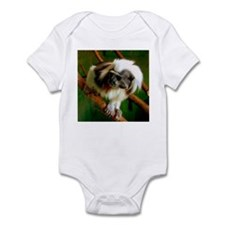 cotton-topped tamarin Infant Bodysuit