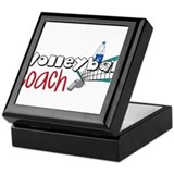 Volleyball Coach Keepsake Box