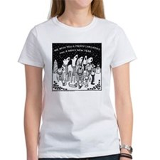 Dog Christmas Carols! Tee