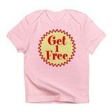 Cute Twins Infant T-Shirt