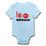 Top Hairdresser Infant Bodysuit