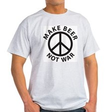 Make Beer Not War T-Shirt