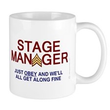 Cute Theatre of note Mug