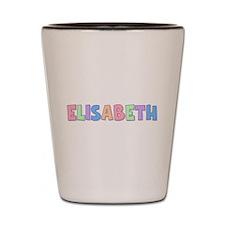 Elisabeth Rainbow Pastel Shot Glass