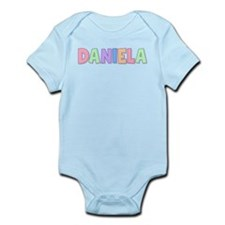 Daniela Rainbow Pastel Infant Bodysuit