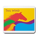 Tail Wind Mousepad