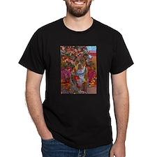 pitbull christmas card.jpg T-Shirt