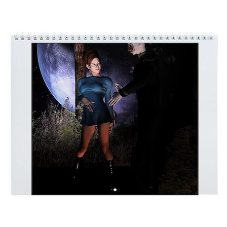 Anita Lee Wall Calendar
