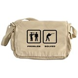 Shooting Messenger Bag