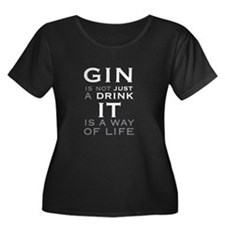 Gin Just Drink It T