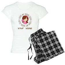 Personalized Book Club Pajamas
