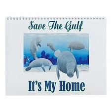 Save The Gulf Wall Calendar