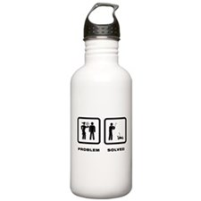 RC Car Water Bottle