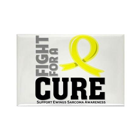 Ewings Sarcoma Fight For A Cure Rectangle Magnet