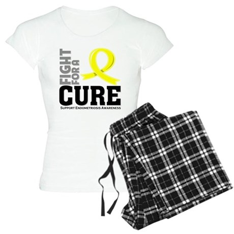 Endometriosis Fight For A Cure Women's Light Pajam