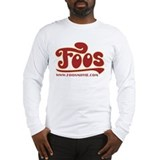 FOOS - Be The Greatest - Long Sleeve T-Shirt