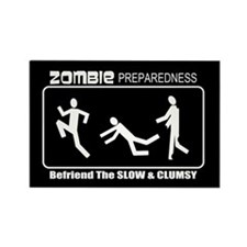 Zombie Preparedness Befriend Slow Clumsy Rectangle