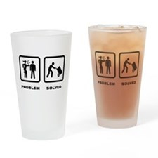 Moving Drinking Glass