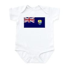 Flag of Saint Helena Infant Bodysuit