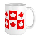 Proud Canadian Large Mug
