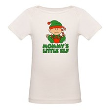 Mommys Little Elf Tee