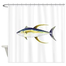 Yellowfin Shower Curtain