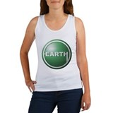 Earth Green Women's Tank Top