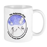 Small Asteroids Club Mug