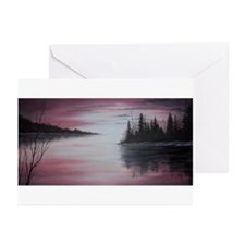 """""""Sunset"""" Greeting Cards (Pk of 10)"""