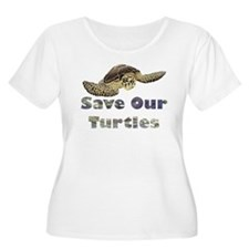 save-our-turtles.png T-Shirt