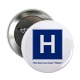 "This Does Not MeaHilton 2.25"" Button (10 pack"