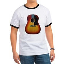 Cute Sunburst guitar T