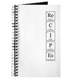 Chemistry Journals & Spiral Notebooks
