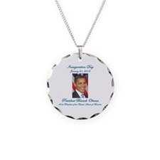 Inauguration Day Jan/21/2013 Necklace