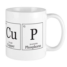 CuP [Chemical Elements] Mug
