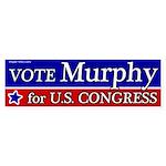 Chris Murphy for Congress bumper sticker